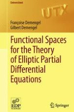 Notions from Topology and Functional Analysis
