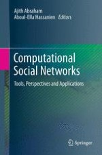 Computational Social Networks: Tools, Perspectives, and Challenges