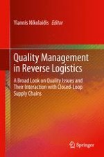 Reverse Logistics and QualityManagement Issues: State-of-the-Art