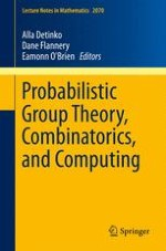 Probabilistic and Asymptotic Aspects of Finite Simple Groups