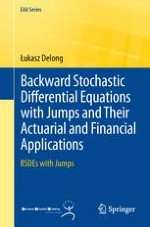 Backward Stochastic Differential Equations with Jumps and