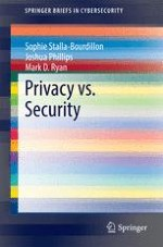 Privacy Versus Security… Are We Done Yet?
