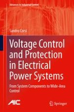 Relationship Between Voltage and Active and Reactive Powers
