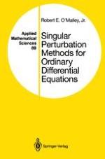 Examples Illustrating Regular and Singular Perturbation Concepts
