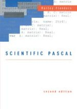 Chapter 1 Introduction to Pascal