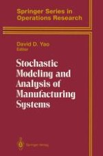 Jackson Network Models of Manufacturing Systems