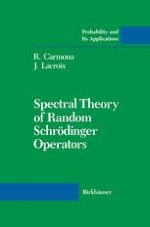 Spectral Theory of Self-Adjoint Operators