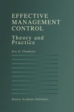 The Nature and Role of Organizational Control