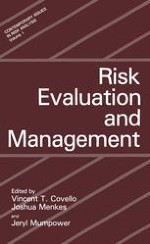 The Psychometric Study of Risk Perception