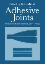The Role of Surface and Bulk Characterization in the Evaluation of Adhesive Joints