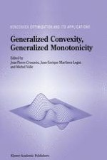 Are Generalized Derivatives Sseful for Generalized Convex Functions?