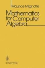 Elementary Arithmetics