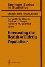The Scientific and Policy Needs for Improved Health Forecasting Models for Elderly Populations