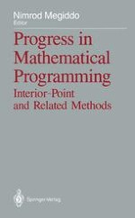 An Algorithm for Solving Linear Programming Problems in O(n 3 L) Operations