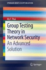 Group Testing Theory