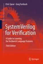 SystemVerilog for Verification   springerprofessional de