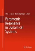 An Introduction to Parametric Resonance