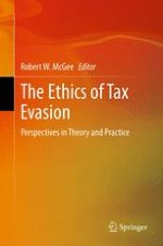 Four Views on the Ethics of Tax Evasion
