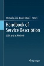 The Internet of Services and USDL