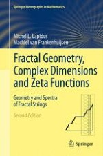 Complex Dimensions of Ordinary Fractal Strings