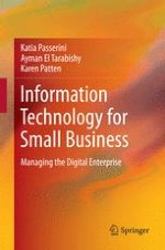 SMEs and Information Technologies in the Broadband Economy