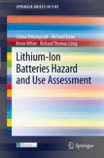 Introduction to Lithium-Ion Cells and Batteries