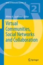 Health-Related Virtual Communities and Social Networking Services
