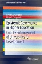 """Introduction: Research Questions and Design of the Analysis of Governance and """"Epistemic Governance"""" of and in Higher Education"""