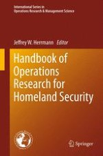 Using Operations Research Methods for Homeland Security Problems