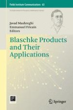Applications of Blaschke Products to the Spectral Theory of Toeplitz Operators
