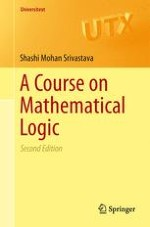 Syntax of First-Order Logic