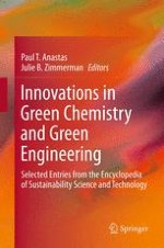 Green Chemistry and Chemical Engineering, Introduction