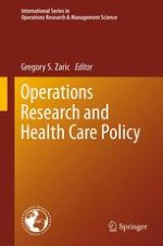 Public Health Modeling at the Centers for Disease Control and Prevention
