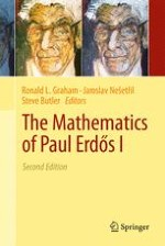 Paul Erdős: Life and Work