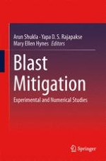 Experimental Investigation of Blast Mitigation for Target Protection