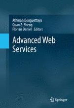 Design and Management of Web Service Transactions with Forward Recovery