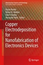 Copper Electrodepositon
