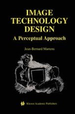 Visual Perception and Linear System Theory