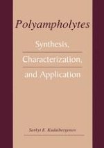 Synthesis of Linear and Crosslinked Polyampholytes