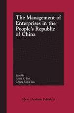 Research on the Management of Enterprises in the People's Republic of China: Current Status and Future Directions
