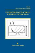 Determining Timescales for Groundwater Flow and Solute Transport