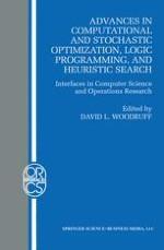 Constraint Satisfaction Methods for Generating Valid Cuts