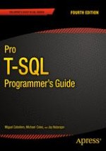 Foundations of T-SQL