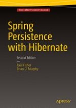 Architecting Your Application with Spring, Hibernate, and Patterns