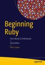 Let's Get It Started: Installing Ruby