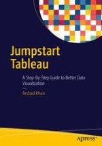 Log on to Tableau