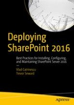Introduction to SharePoint 2016