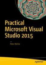 Introduction to Visual Studio 2015