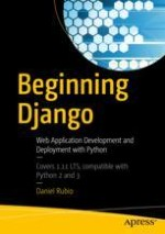 Introduction to the Django Framework