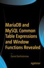 Basics of Common Table Expressions